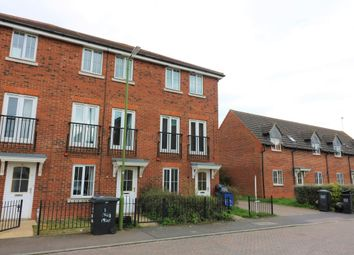 Thumbnail 5 bed town house to rent in Tiger Moth Way, Hatfield