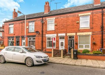 Thumbnail 2 bedroom terraced house for sale in Dawson Street, Portwood, Stockport, Cheshire