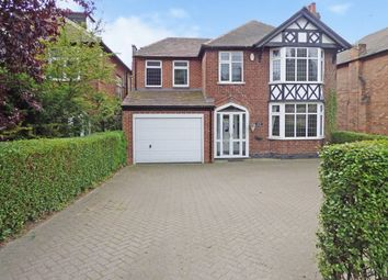 Thumbnail 5 bed detached house to rent in Derby Road, Beeston, Nottingham