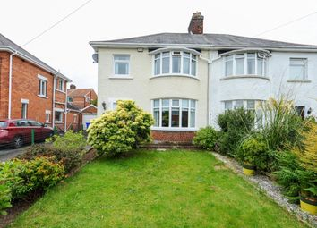 Thumbnail 3 bed semi-detached house for sale in Circular Road, Belmont, Belfast