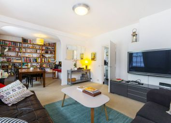Thumbnail 3 bedroom flat for sale in Vicarage Crescent, Battersea
