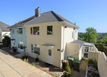 Thumbnail 3 bed semi-detached house for sale in Brentford Ave, Whitleigh, Plymouth