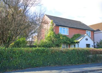 Thumbnail 4 bed detached house for sale in Station Road, Sway, Lymington, Hampshire