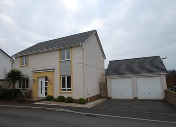 Thumbnail 4 bed detached house for sale in Millin Way, Dawlish Warren, Dawlish