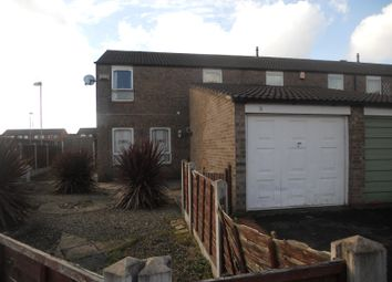 Thumbnail 4 bed semi-detached house to rent in Kingswood Croft, Nechells, Birmingham