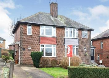 Thumbnail Semi-detached house for sale in Thorpe House Rise, Sheffield, South Yorkshire