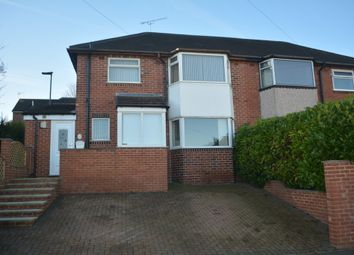 Thumbnail 3 bed semi-detached house for sale in Rowdale Crescent, Sheffield