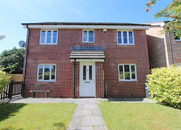 Thumbnail 4 bed detached house for sale in James Court, St. Mellons, Cardiff