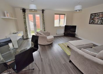 Thumbnail 4 bed end terrace house for sale in Fossett Grove, Dunstable