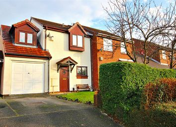 Thumbnail 3 bed semi-detached house for sale in Ashdown Lane, Birchwood, Cheshire