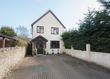 Thumbnail 3 bed detached house for sale in Whyke Road, Chichester
