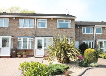 Thumbnail 3 bed terraced house for sale in Rowood Drive, Damsonwood, Solihull
