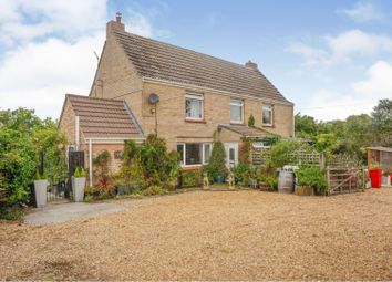 Thumbnail 3 bed detached house for sale in North Brink, Wisbech
