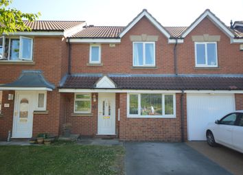 Thumbnail 3 bed terraced house for sale in Holly Approach, Ossett