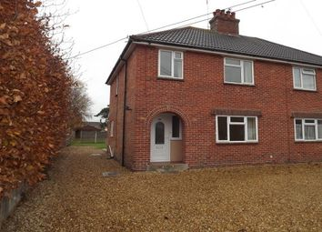 Thumbnail 3 bed semi-detached house to rent in Hiltom Road, Ringwood