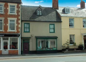 Thumbnail 4 bedroom town house for sale in Swindon Street, Highworth, Swindon, Wiltshire