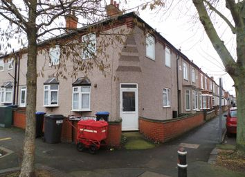 Thumbnail 1 bedroom flat to rent in Claremont Road, Rugby