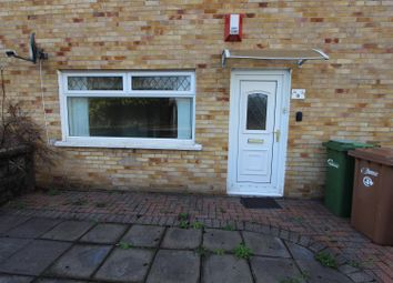 Thumbnail 2 bed flat for sale in Porset Close, Caerphilly