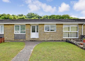 Thumbnail 3 bed terraced bungalow for sale in Rew Close, Ventnor, Isle Of Wight