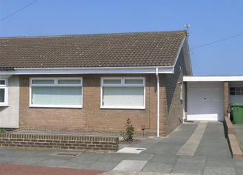 Thumbnail 2 bed semi-detached bungalow to rent in Bamburgh Avenue, South Shields
