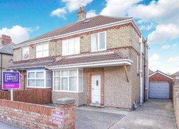 Thumbnail 3 bed semi-detached house for sale in Littlefield Lane, Grimsby