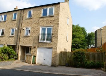 Thumbnail 4 bed semi-detached house for sale in Heathcliffe Mews, Haworth, Keighley, West Yorkshire