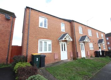 Thumbnail 2 bedroom end terrace house to rent in Argosy Close, Newport, Gwent