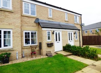 Thumbnail 2 bed terraced house for sale in Beech View Drive, Buxton, Derbyshire