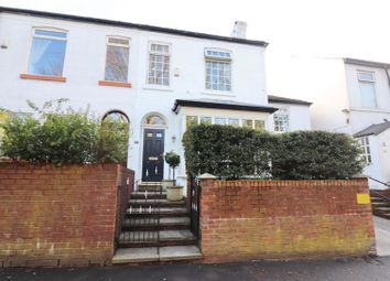 Thumbnail 4 bed semi-detached house for sale in Folly Lane, South Swinton, Manchester