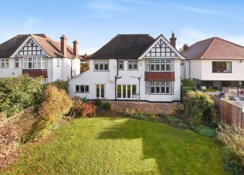 Thumbnail 4 bedroom detached house to rent in Woodstock Road North, St.Albans