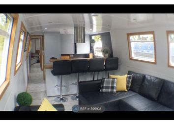 Thumbnail 2 bed houseboat to rent in Mews Street, London