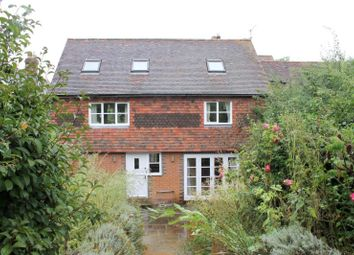 Thumbnail 1 bedroom flat to rent in Streele Cottages, Lordings Road, Billingshurst