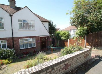 Thumbnail 3 bedroom semi-detached house for sale in Clifton Road, Coulsdon