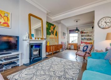 Thumbnail 5 bed terraced house to rent in Crediton Road, London