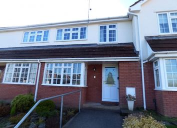 Thumbnail 3 bed terraced house for sale in Fields Park Avenue, Newport