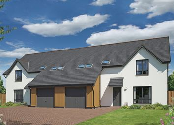Thumbnail 3 bed detached house for sale in Station Road, Dornoch