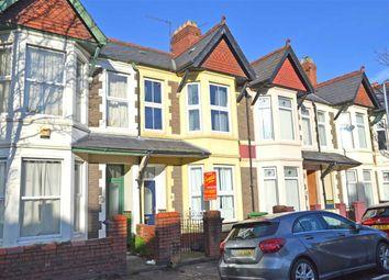 Thumbnail 4 bed terraced house to rent in Canada Road, Heath/Gabalfa, Cardiff
