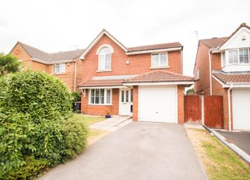 Thumbnail 4 bed detached house for sale in Greenhaven Close, Worsley