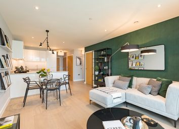 Thumbnail 1 bedroom flat for sale in Cambridge Road, Barking, Essex