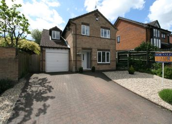 4 bed detached house for sale in The Meadows, Ashgate, Chesterfield S42