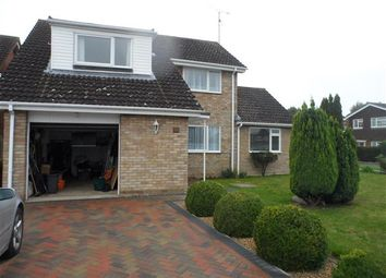 Thumbnail 3 bed detached house to rent in Ramworth Way, Aylesbury