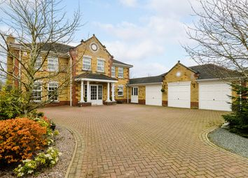 Thumbnail 5 bedroom detached house for sale in Oak Way, Heckington, Near Sleaford