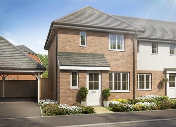 """Thumbnail 3 bed end terrace house for sale in """"The Hanbury"""" at Dorman Avenue North, Aylesham, Canterbury"""