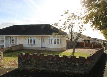 Thumbnail 2 bed semi-detached bungalow for sale in Watlington Road, Benfleet