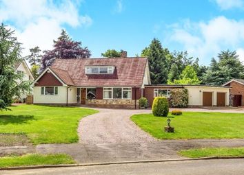 Thumbnail 4 bedroom bungalow for sale in Wroxham, Norwich, Norfolk