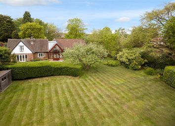 Thumbnail 3 bed detached house for sale in Warren Drive, Kingswood, Tadworth, Surrey
