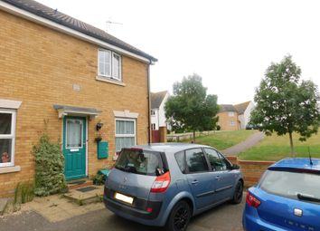 2 bed end terrace house for sale in Goosander Road, Stowmarket IP14