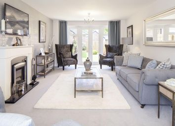 "Thumbnail 4 bed terraced house for sale in ""Mulberry"" at Coldeast Way, Sarisbury Green, Southampton"
