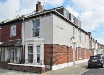 Thumbnail 4 bed property for sale in Cornwall Road, Portsmouth