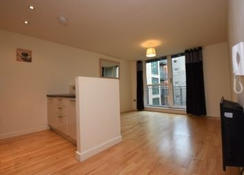 Thumbnail 1 bed flat to rent in Jet Centro, 79 St.Mary's Road
